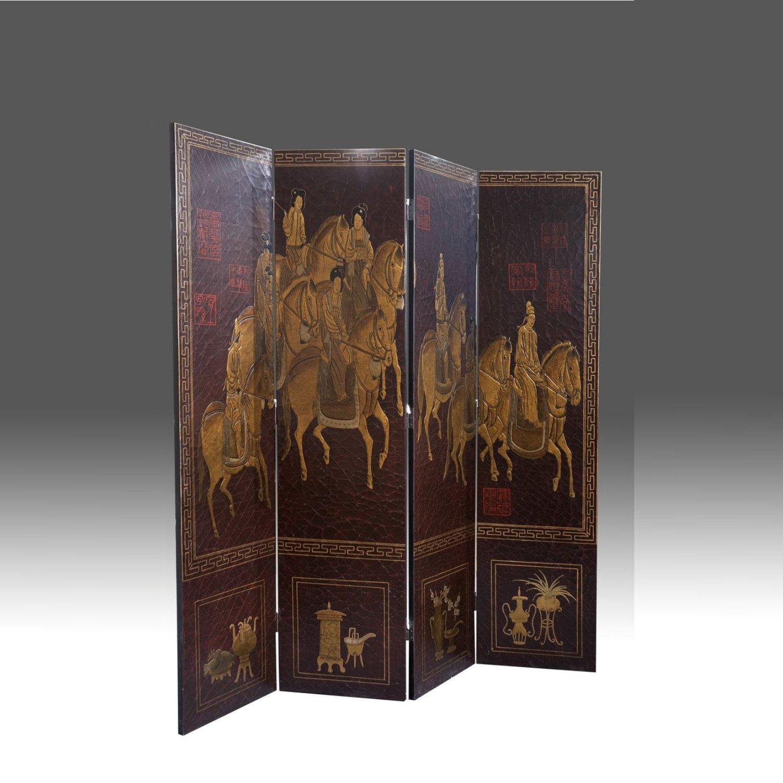 Fang decoraci n y antig edades - Biombos chinos antiguos ...